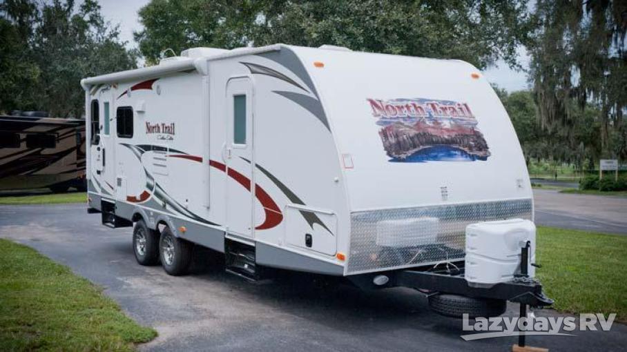 2012 Heartland North Trail 26LRSS