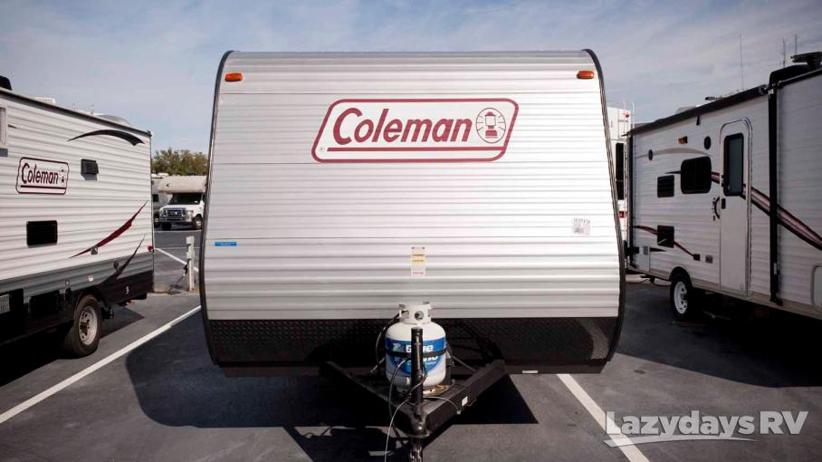 2015 Coleman Expedition 16FBS