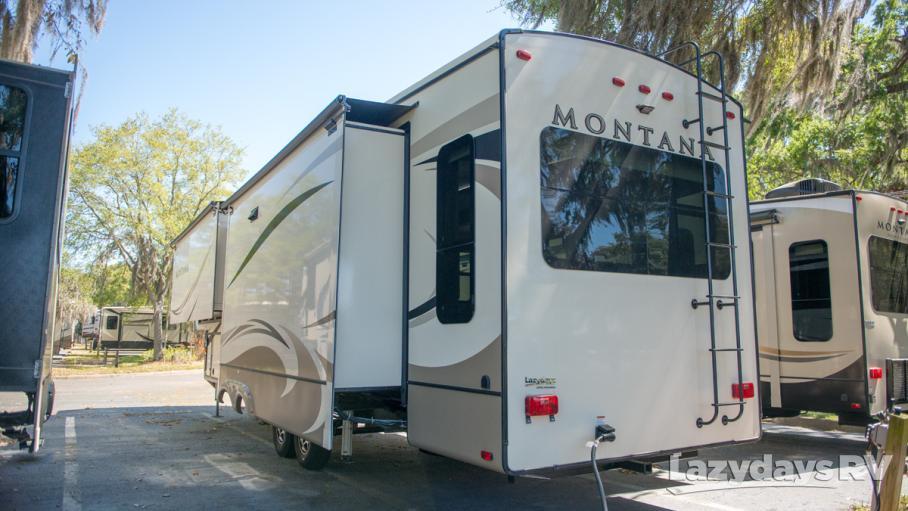 2018 Keystone RV Montana 3721RL
