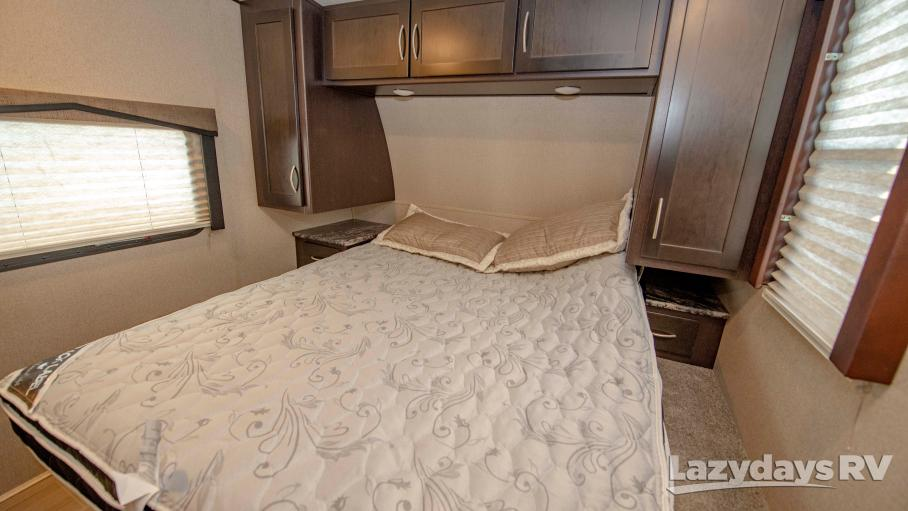 2018 Keystone RV Carbon TT 357