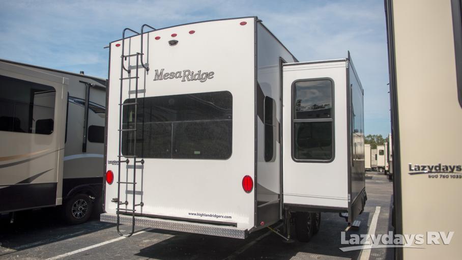 2018 Highland Ridge RV Mesa Ridge MF337RLS