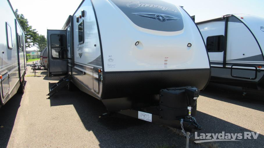 2019 Forest River Surveyor 33KRETS
