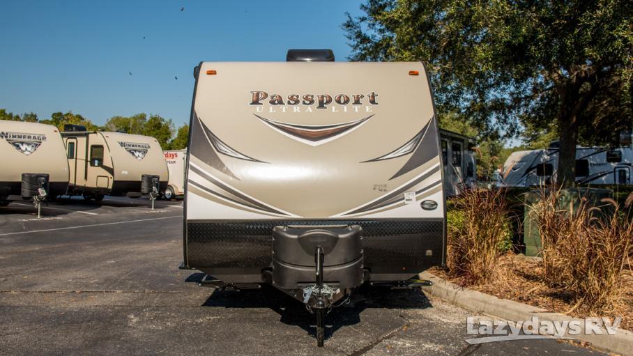 2017 Keystone RV Passport Express 175BH