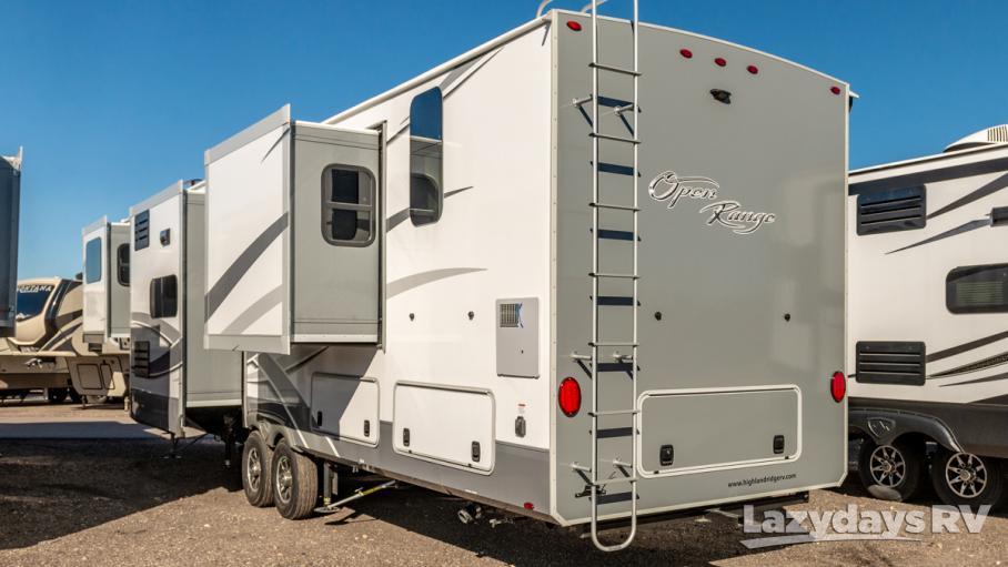 2019 Highland Ridge RV Open Range 373RBS