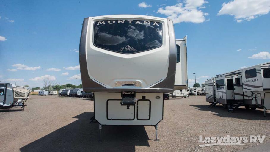 2018 Keystone RV Montana 3810MS