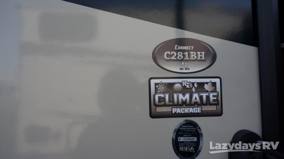 2018 KZ Connect C281BH
