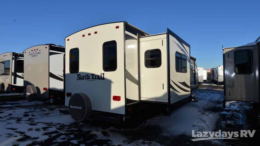 2015 Heartland North Trail 29RETS