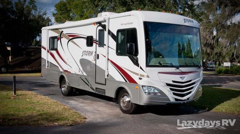 2011 Fleetwood RV Storm 28MS