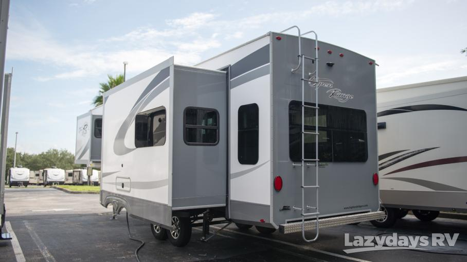 2019 Highland Ridge RV Open Range 337RLS