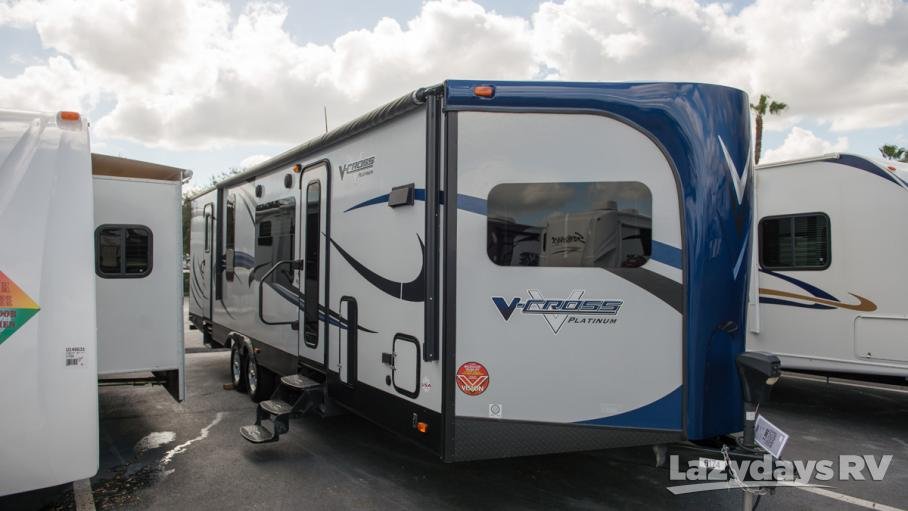2014 Forest River V-Cross 32VFKS