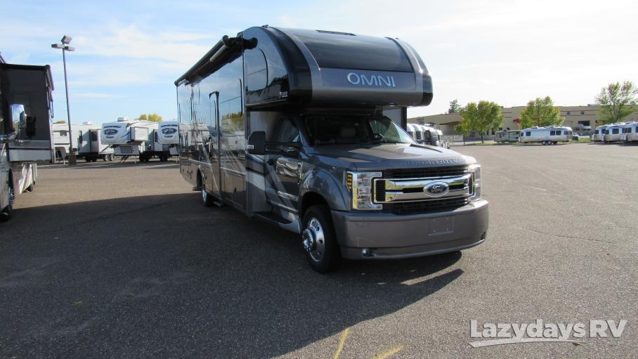 2020 Thor Motor Coach Omni BB35