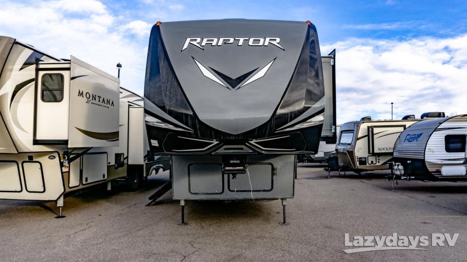 2019 Keystone RV Raptor 423