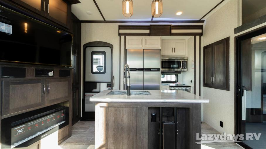 2019 Keystone RV Raptor 354