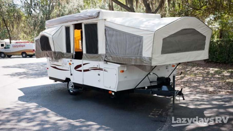 2010 Forest River Rockwood Premier 2516G