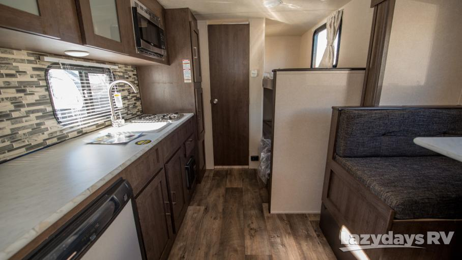 2018 Forest River Wildwood 207BH
