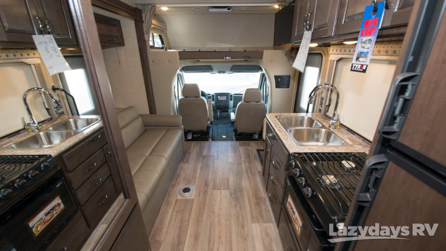 2018 Thor Motor Coach Four Winds 24FS