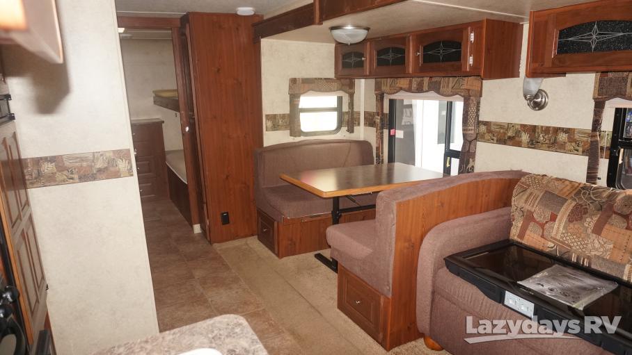 2011 Forest River Flagstaff 831RKSS