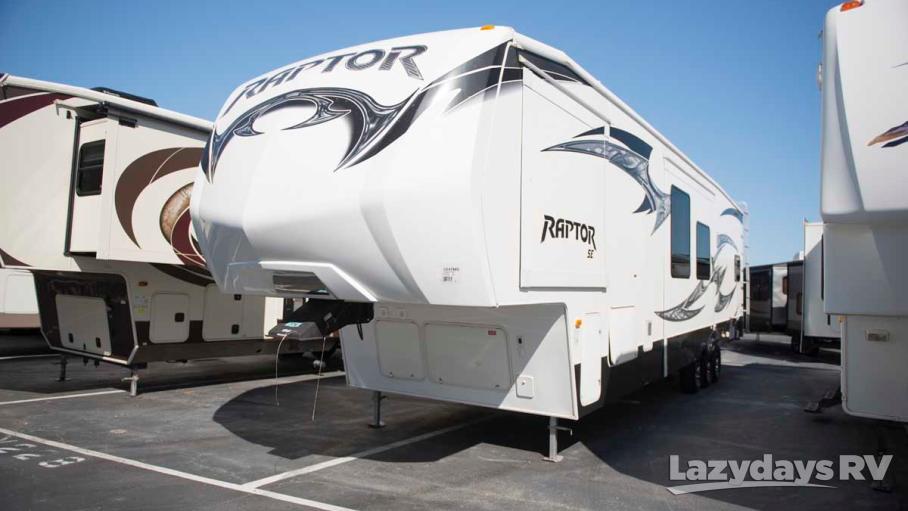 2013 Keystone RV Raptor 377SE