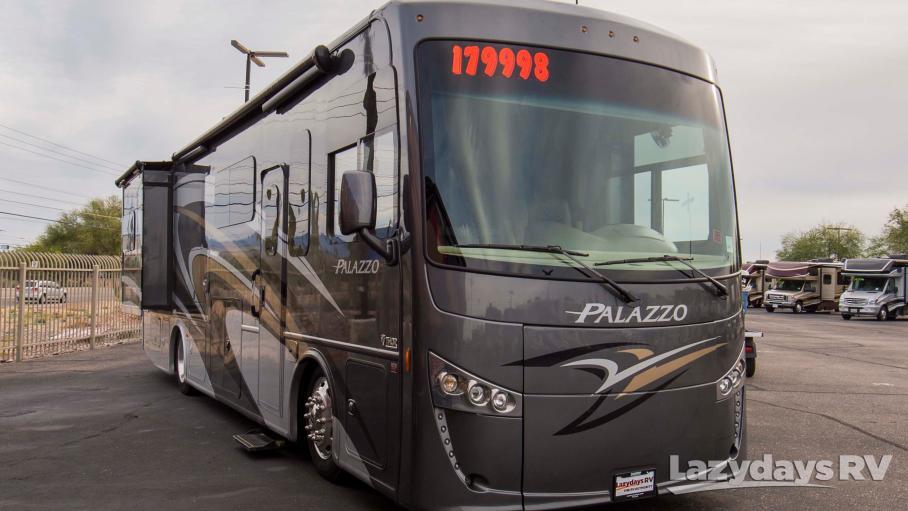 2018 Thor Motor Coach Palazzo