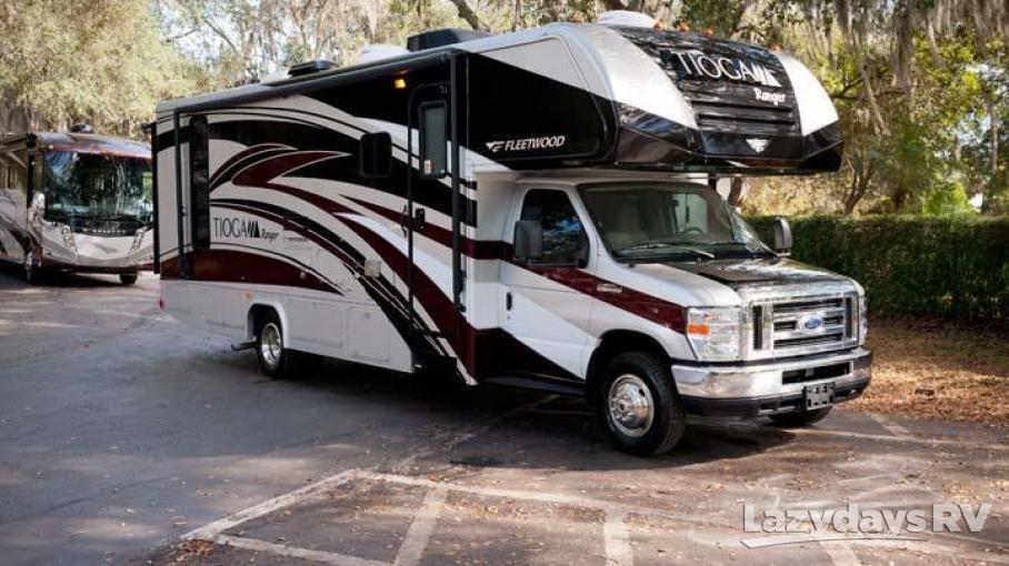 2011 Fleetwood RV Tioga Ranger (G) 31M