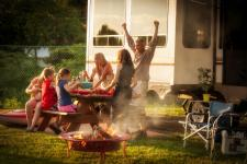 April Is The Perfect Time to Book Your Stay at the Lazydays RV Resort
