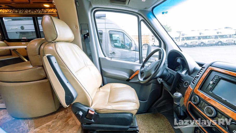 2017 Thor Motor Coach Chateau Citation-Sprinter 24SS