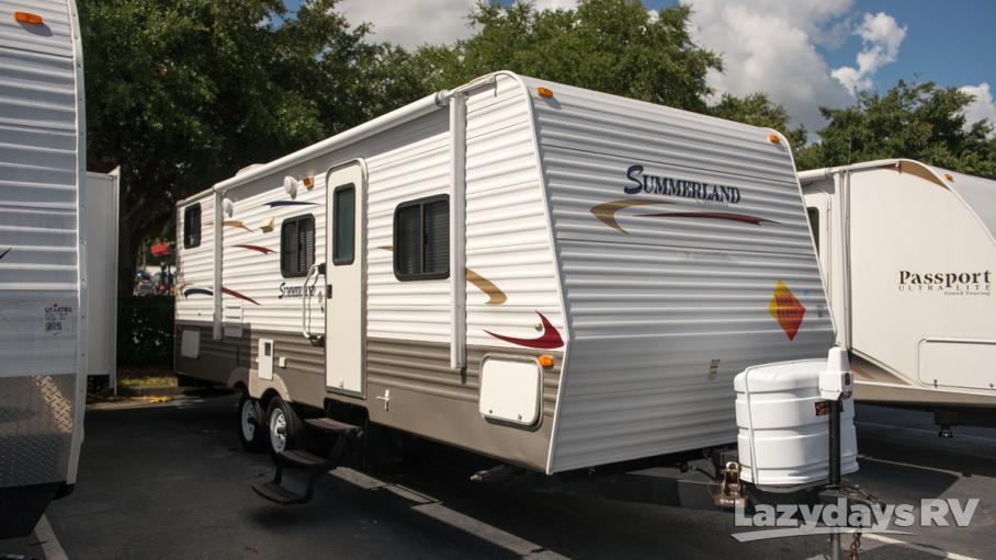 2011 Keystone RV Summerland 2600TB