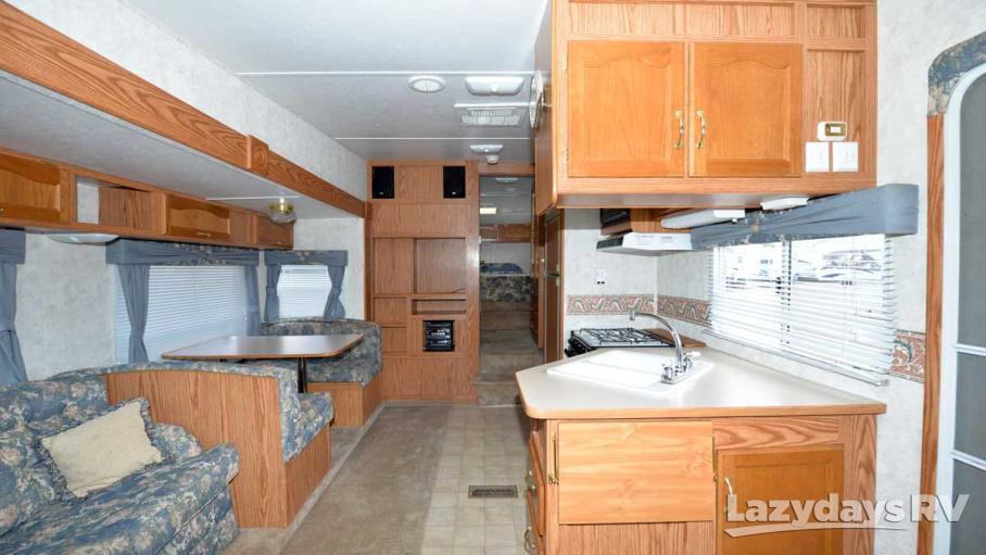 2001 Keystone RV Cougar 276EFS