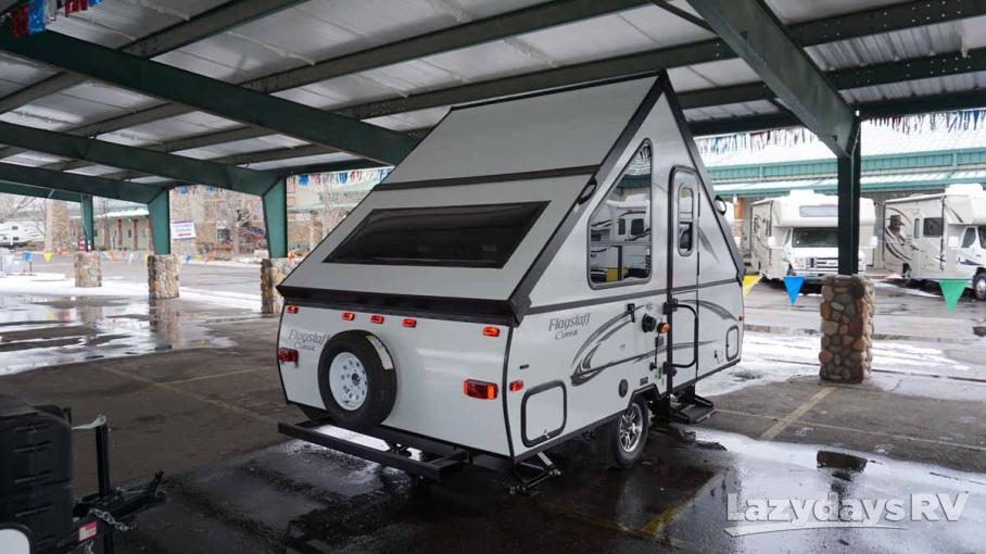 2016 Forest River Flagstaff T12RB