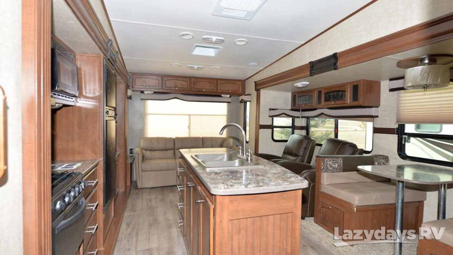 2015 Heartland Elkridge E292