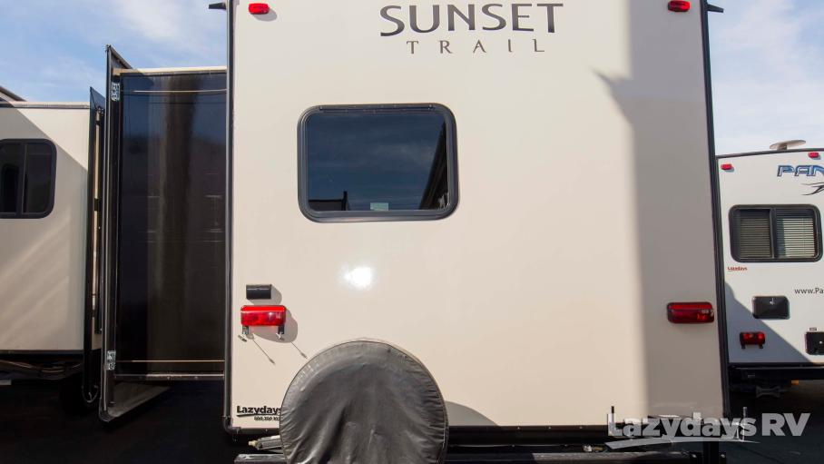 2017 Crossroads RV Sunset Trail Super Lite TT 320BH