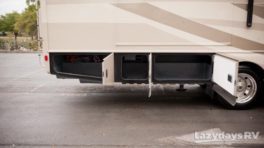 2009 Fleetwood RV Bounder 35H