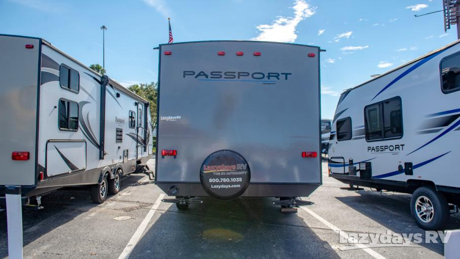 2019 Keystone RV Passport Express 175BH