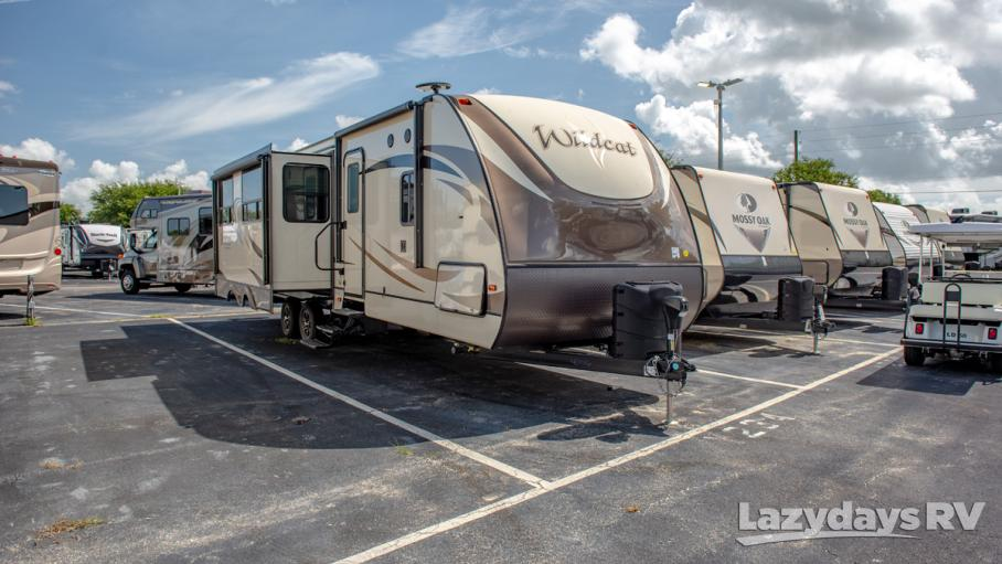 2019 Forest River Wildcat T343BIK
