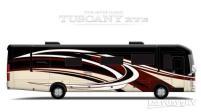2014 Thor Motor Coach Tuscany XTE