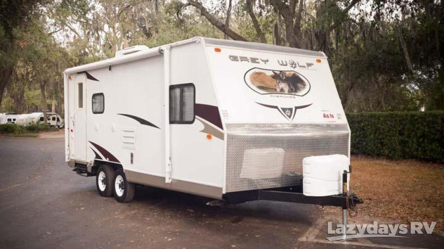 2010 Forest River Cherokee Gray Wolf 19RR