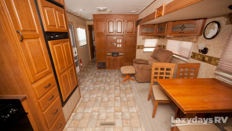2009 Crossroads RV Cruiser TT 32FK