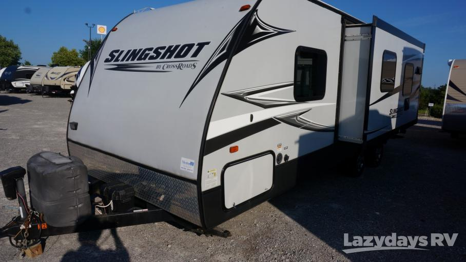 2011 Crossroads RV Slingshot  27 RB