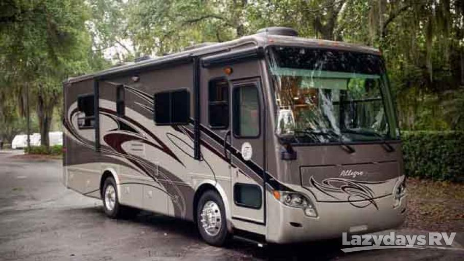 2011 Tiffin Motorhomes Breeze 28BR