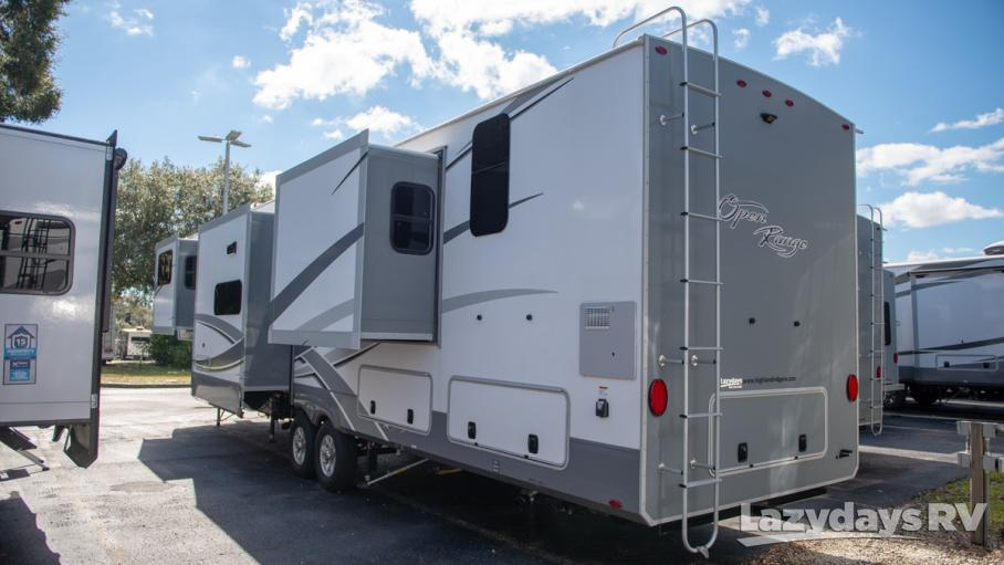 2019 Highland Ridge RV Open Range 373RBS
