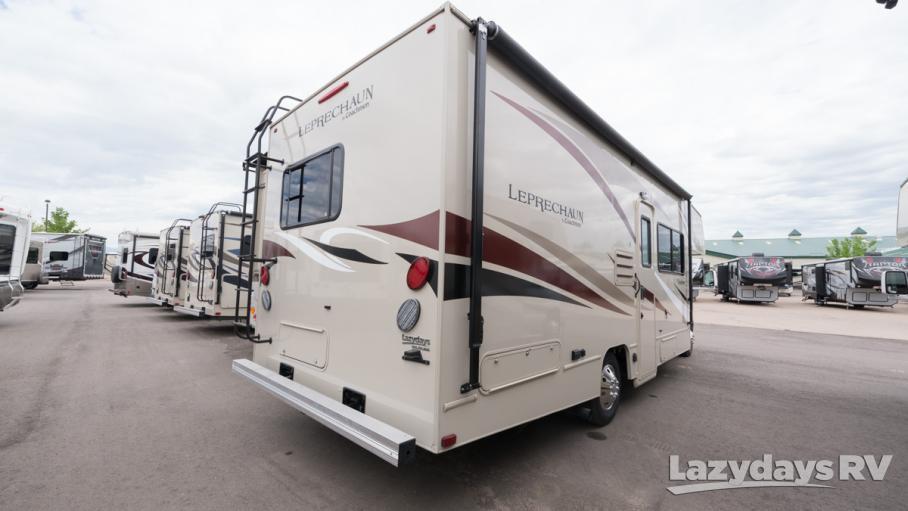 2017 Coachmen  Leprechaun 260RS