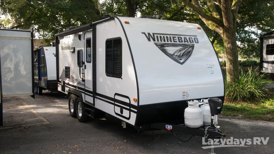 2019 Winnebago Micro Minnie 2108FBS
