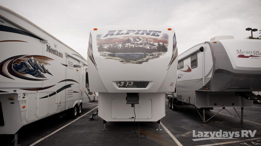 2014 Keystone RV Alpine 3495FL