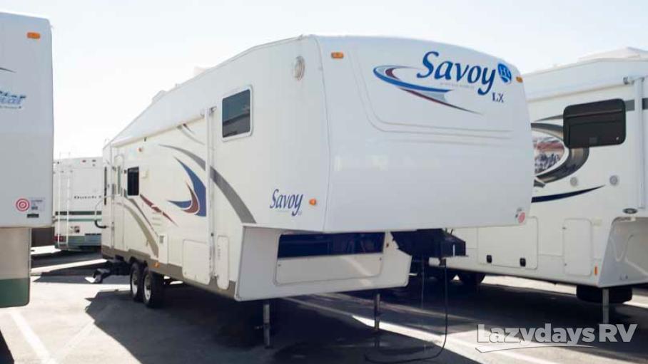 2007 Holiday Rambler Savoy LX 32SKT