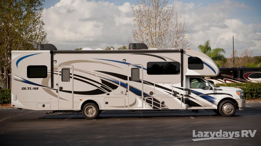 2014 Thor Motor Coach Outlaw C 35SG