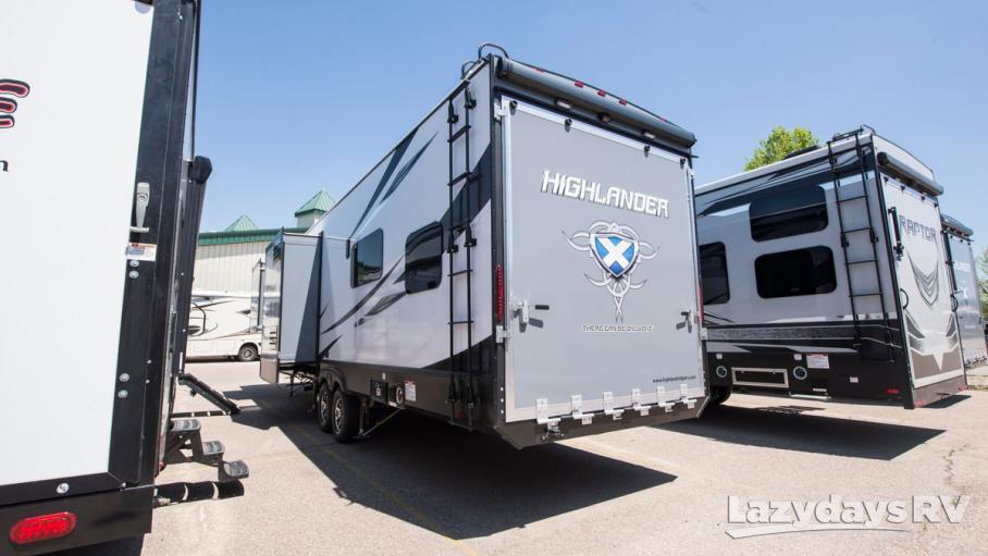 2019 Highland Ridge RV Highlander 350H