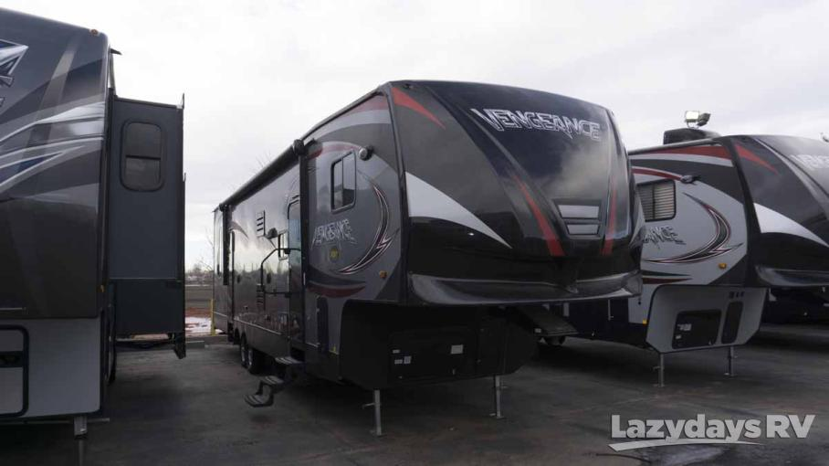 2014 Forest River Vengeance 312A