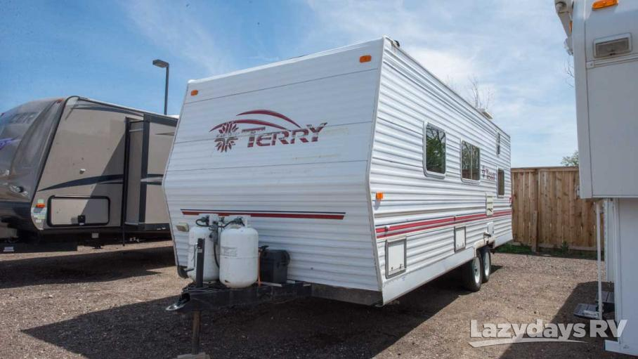 2001 Fleetwood RV Terry