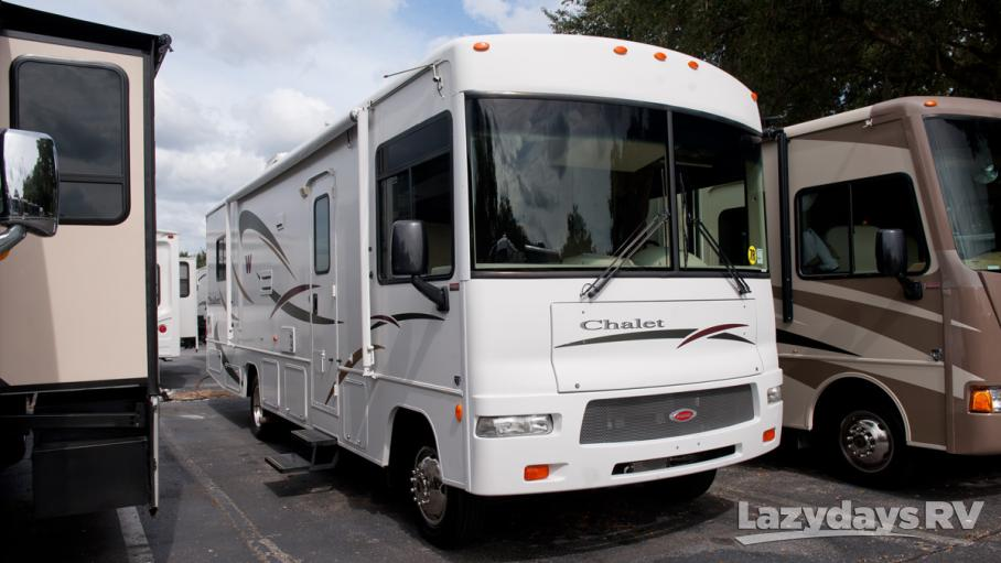 2009 Winnebago Chalet 231CR