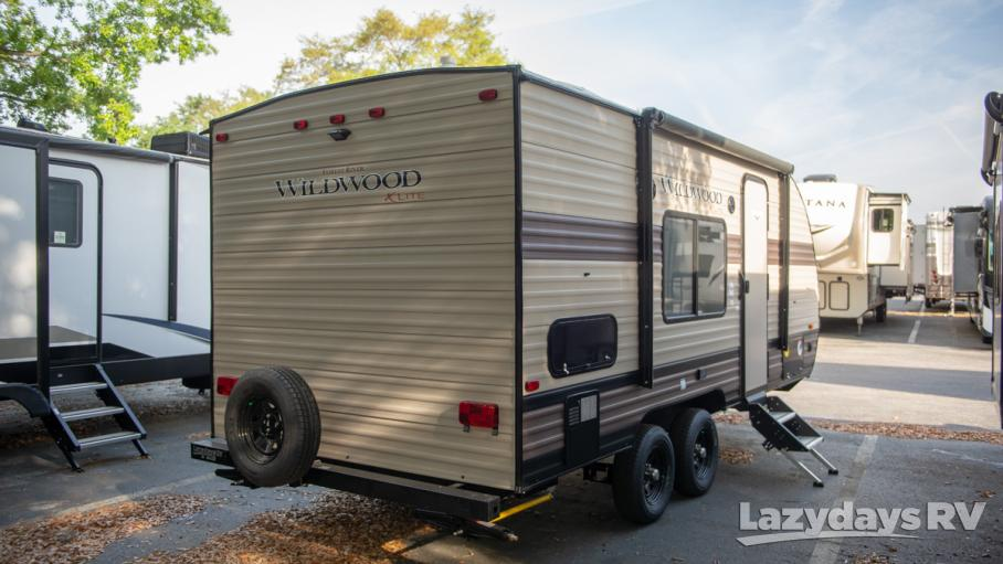 2019 Forest River Wildwood X Lite 171RBXL